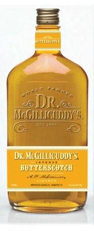 Dr McGillicuddys Butterscotch
