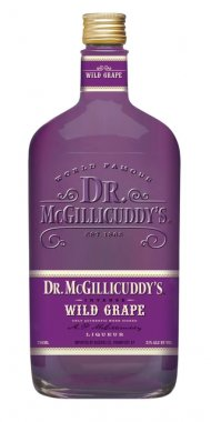 Dr McGillicuddys Wild Grape