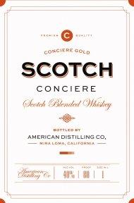 Conciere Scotch