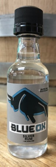 Blue Ox Silver Rum Mini