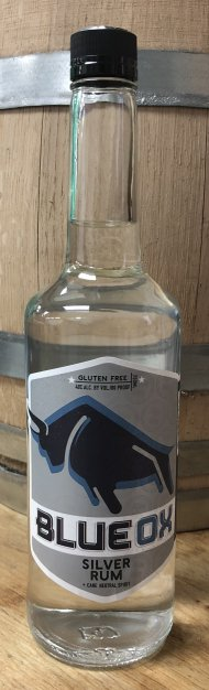 Blue Ox Silver Rum