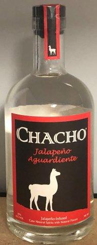 Chacho - Jalapeno Aguardiente