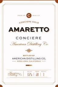 Conciere Amaretto