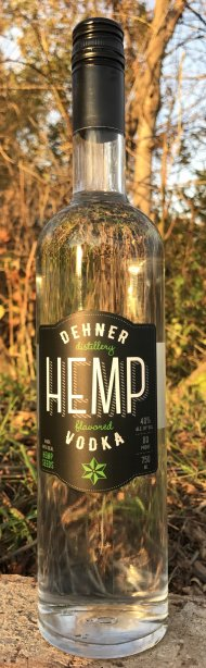 Dehner Distillery Hemp Infused