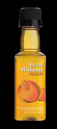 Evan Williams Peach Mini