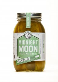 Midnight Moon Dill Pickles