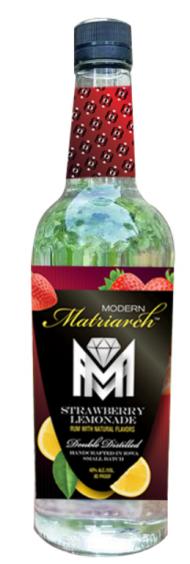 Modern Matriarch Strawberry Lemonade Rum