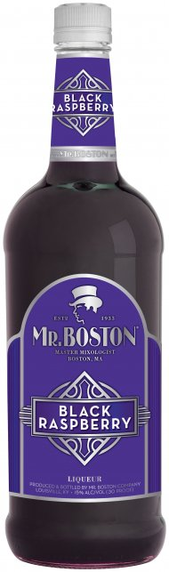 Mr. Boston Black Raspberry Schnapps