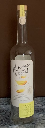 Plume & Petal Lemon Drift