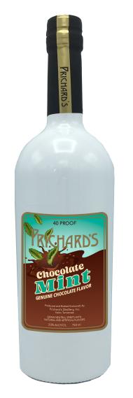 Prichards Mint Chocolate Liqueur