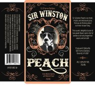 Sir Winston Peach
