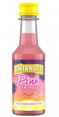 Smirnoff Pink Lemonade Mini