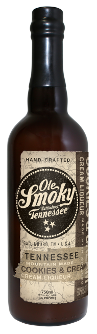Ole Smoky Cookies and Cream