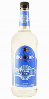 Mr. Boston Peppermint Schnapps