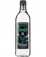 Thunder 101 Peppermint Schnapps
