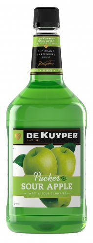 Dekuyper Sour Apple Pucker PET