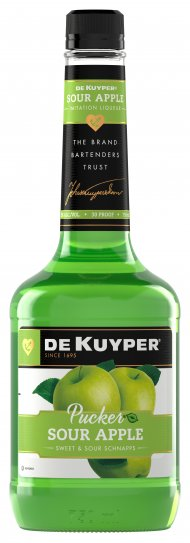 Dekuyper Sour Apple Pucker