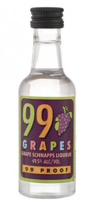 99 Grapes PET Mini