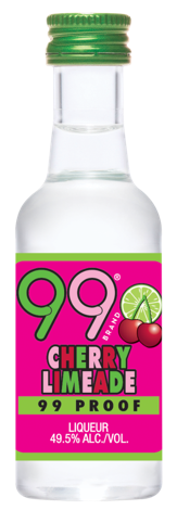 99 Brand Cherry Limeade PET Mini