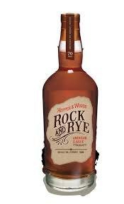Hopper & Woods Rock and Rye