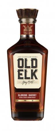 Old Elk Straight Bourbon Sherry Cask Finish
