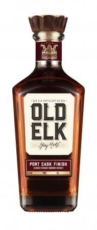 Old Elk Straight Bourbon Port Cask Finish