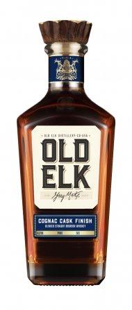 Old Elk Straight Bourbon Cognac Cask Finish