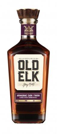 Old Elk Straight Bourbon Armagnac Cask Finish