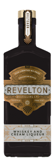 Revelton Whiskey and Cream Liqueur