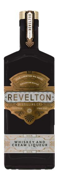 Revelton Whiskey and Cream Liqueur