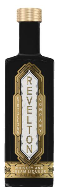 Revelton Whiskey and Cream Liqueur Mini