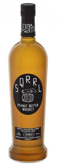 SQRRL Peanut Butter Whiskey