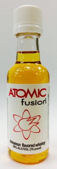 Atomic Fusion Cinnamon Whiskey Mini