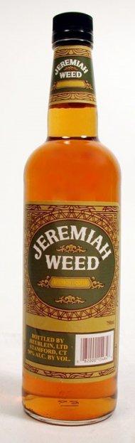 Jeremiah Weed 100prf Bourbon Liqueur