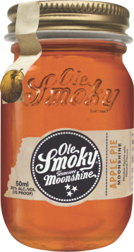 Ole Smoky Apple Pie Moonshine 70prf Mini