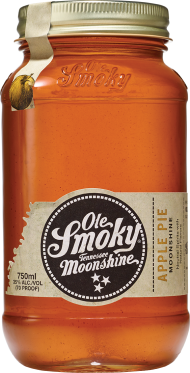 Ole Smoky Apple Pie Moonshine 70prf