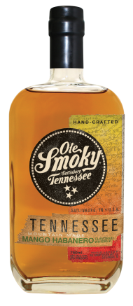 Ole Smoky Mango Habanero Whiskey