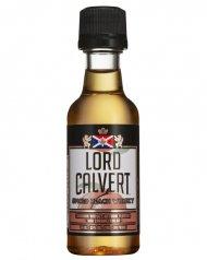 Lord Calvert Spiced Peach Whisky Mini