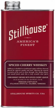 Stillhouse Spiced Cherry Whiskey