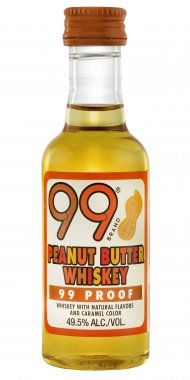 99 Peanut Butter Whiskey Mini