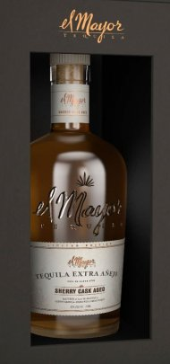 El Mayor Extra Anejo Sherry Cask Finish Tequila