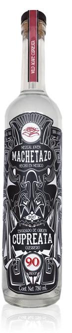 Mayalen Mezcal Machetazo