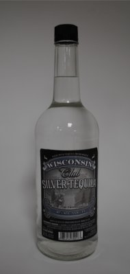 Wisconsin Club Silver Tequila