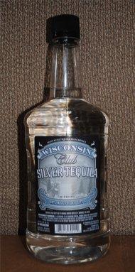 Wisconsin Club Silver Tequila