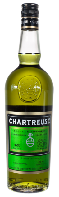 SOOH Chartreuse Green French Liqueur