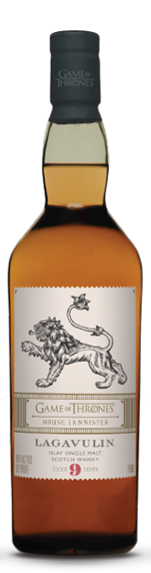 SOOH Game of Thrones House Lannister - Lagavulin