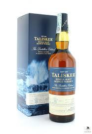 SOOH Talisker Distillers Edition