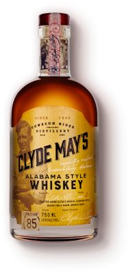 SOOH Clyde Mays Alabama Style Whiskey