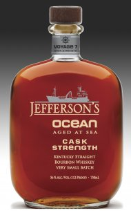 SOOH Jeffersons Ocean Aged at Sea Cask Strength