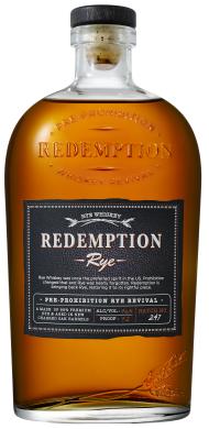 SOOH Redemption Rye Whiskey
